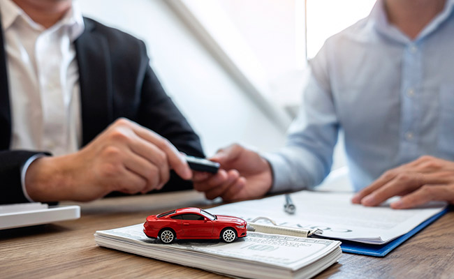 Financiamos la compra de tu coche