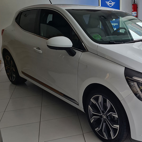 Renault Clio en Berezikar