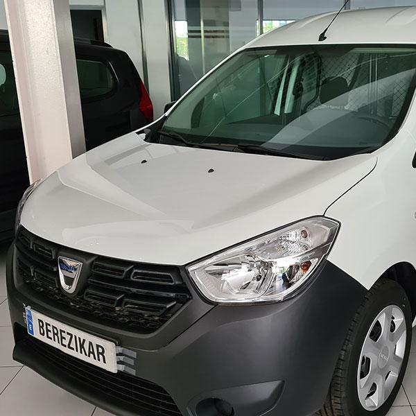 Furgoneta Dacia Dokker
