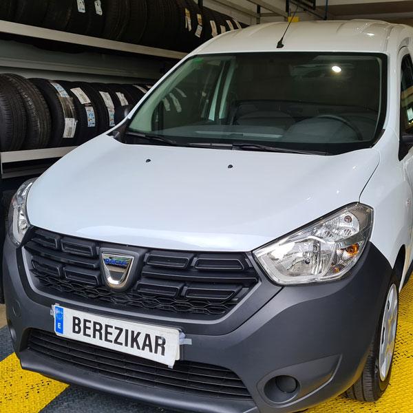 Vehículo Dacia de ocasión