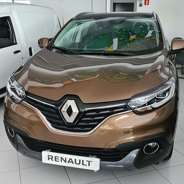 Renault Kadjar Berezikarren