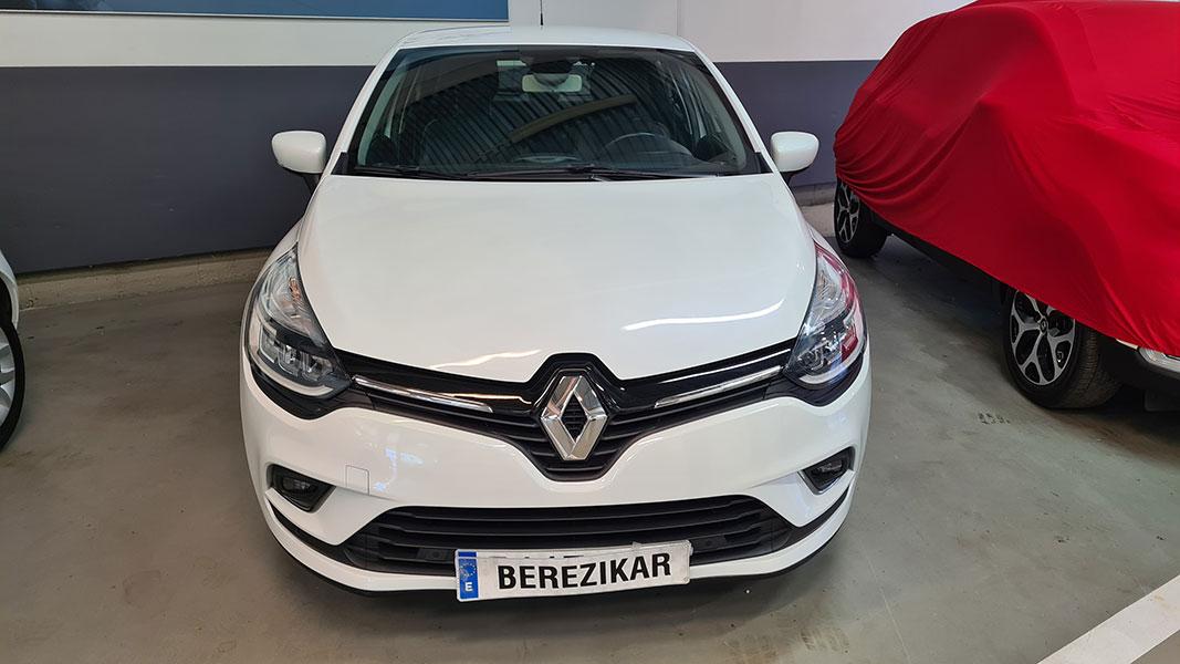 Renault kotxe tailerra