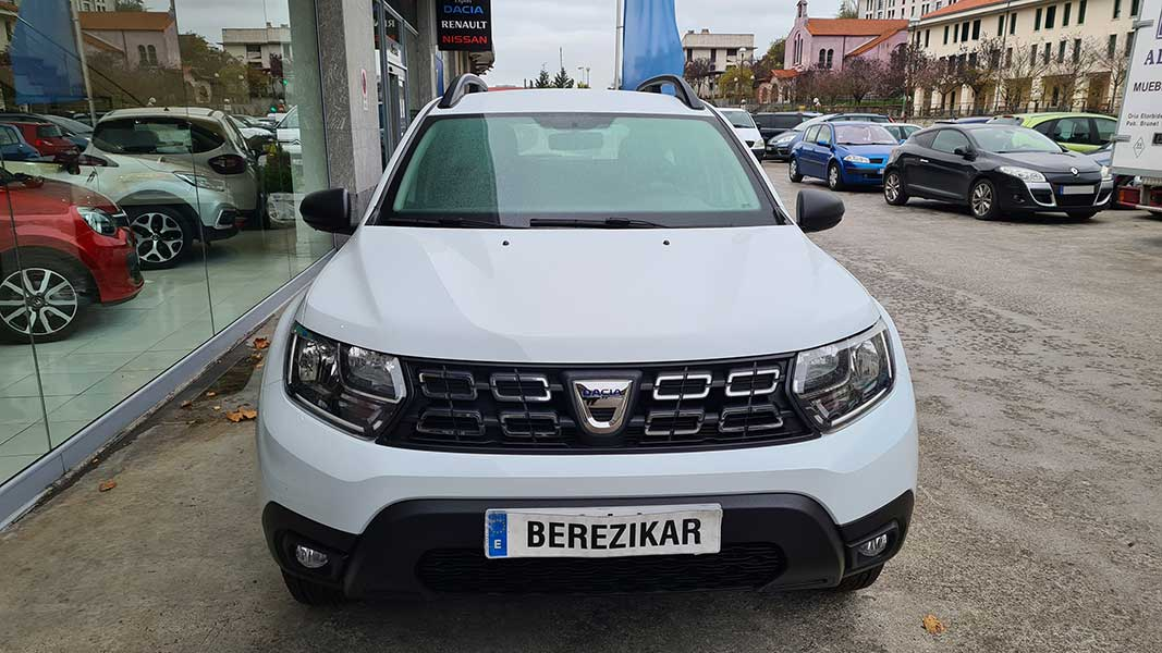 Dacia Duster Berezikarren