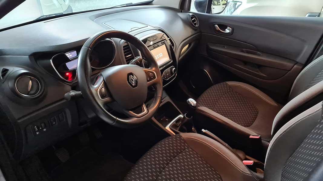 Renault Captur en Berezikar