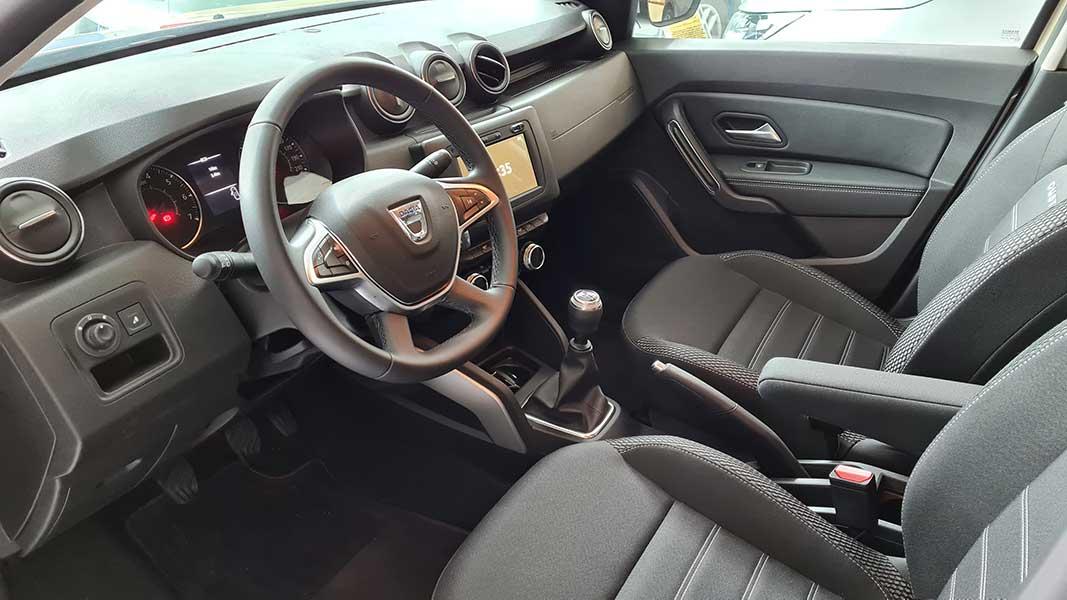 Dacia Duster de ocasión en Gipuzkoa
