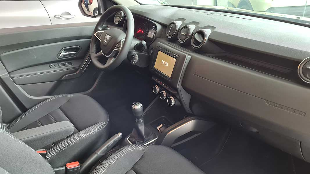 Venta de vehículos Dacia en Donostia