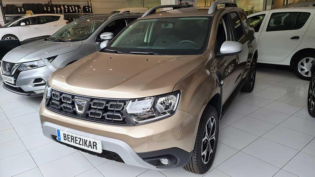 Dacia Duster en Berezikar