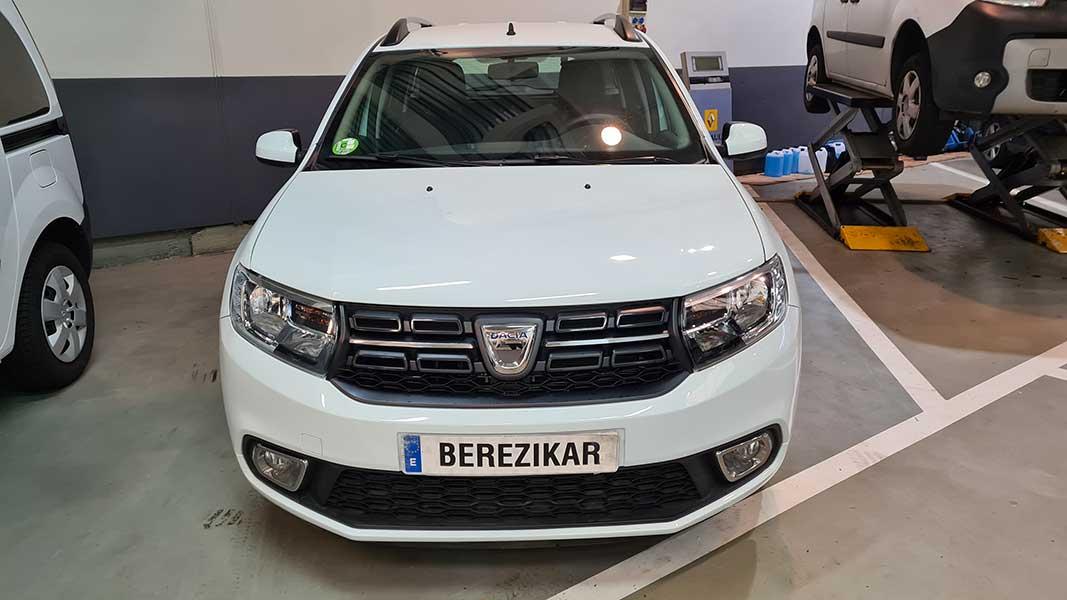 Dacia Logan Berezikarren