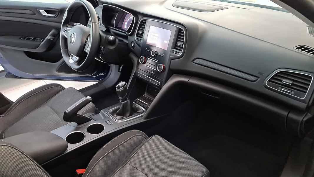 Renault Megane de ocasión en Donostia