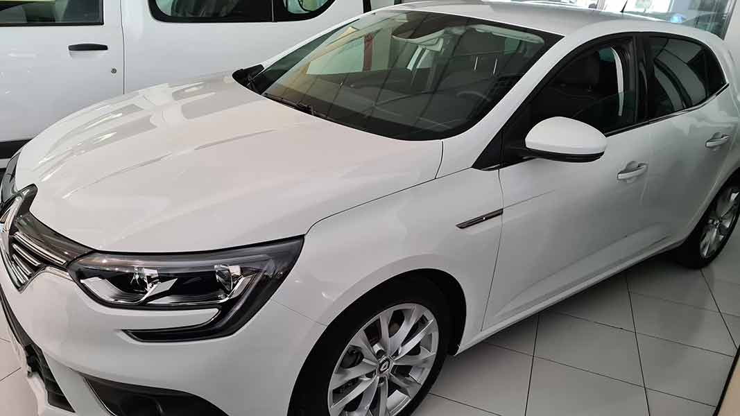 Renault Megane Berezikarren