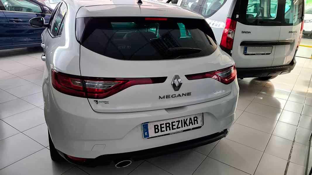Renault Megane Zen Berezikarren