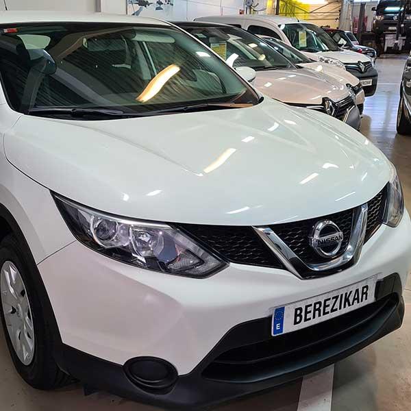 Nissan Qashqai en Berezikar