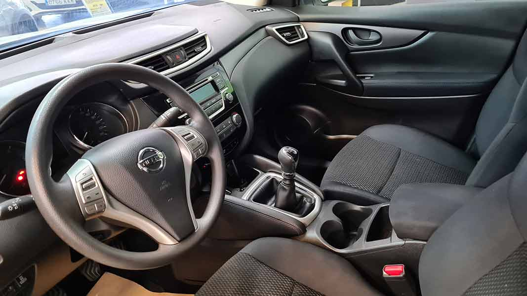 Nissan Qashqai 4x4 Berezikarren