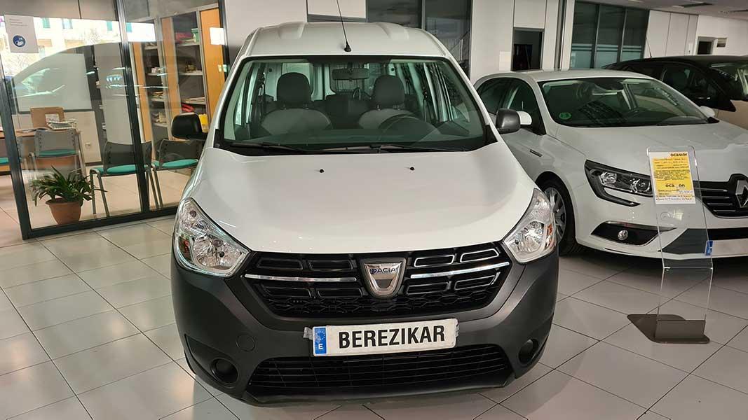 Renault Dokker en Berezikar