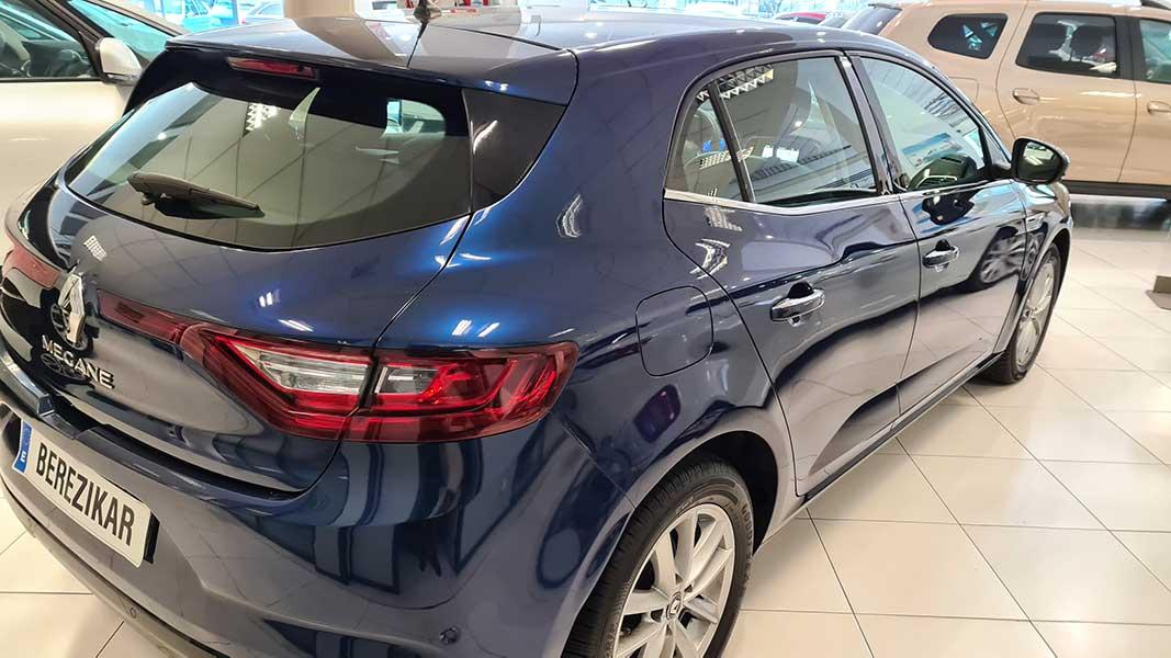 Renault Megane en Berezikar