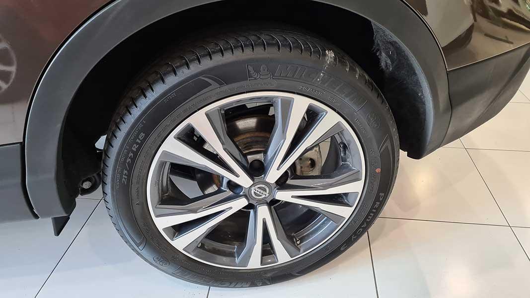 Nissan Qashqai Berezikarren