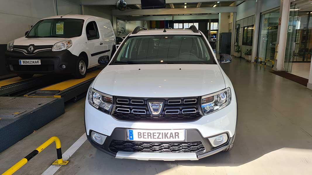 Dacia Sandero en Berezikar