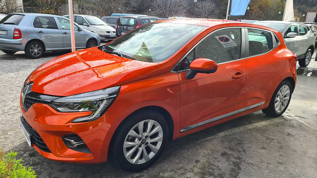 Renault ibilgailu merkeak Donostia, Gipuzkoa