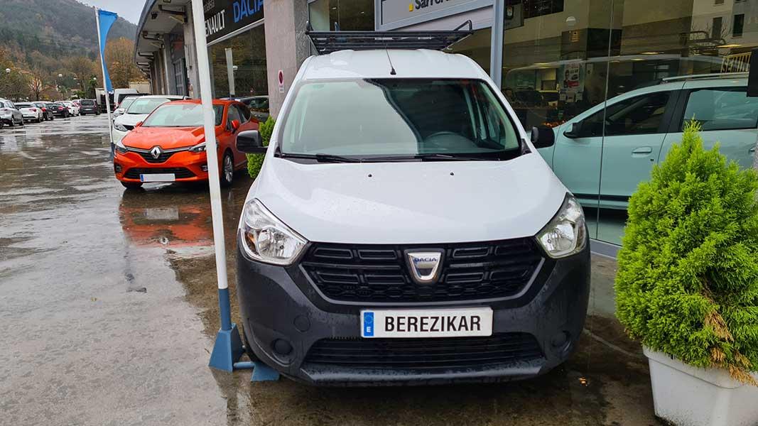 Dacia kontsezionarioa Gipuzkoan