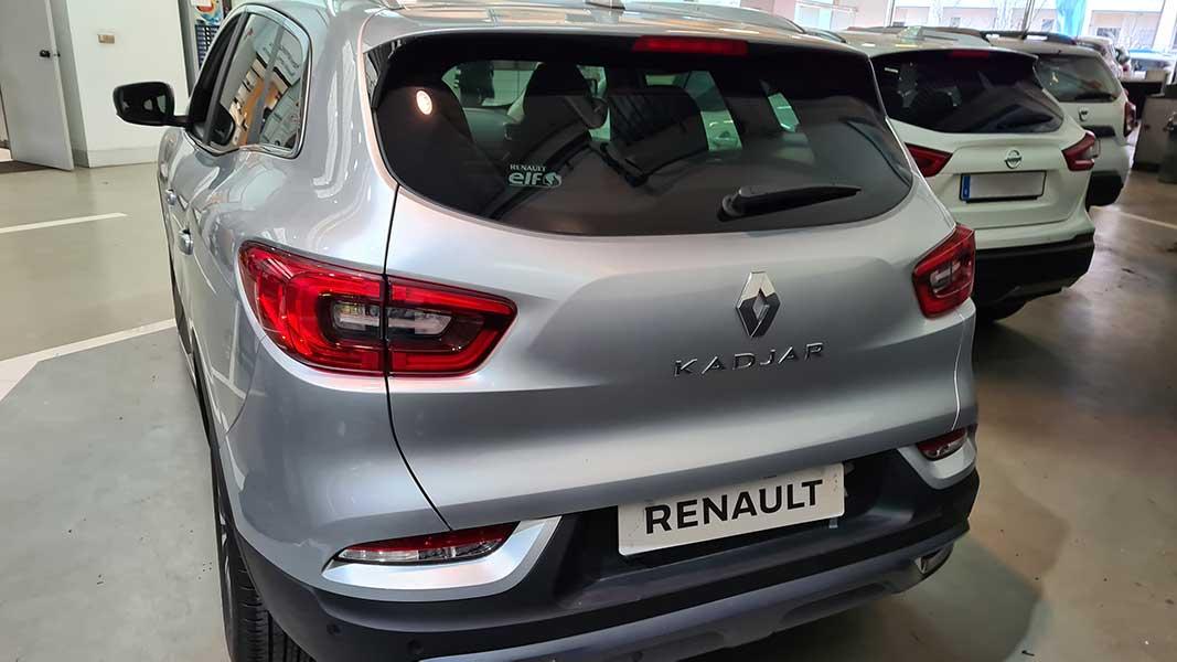 Renault en Lasarte