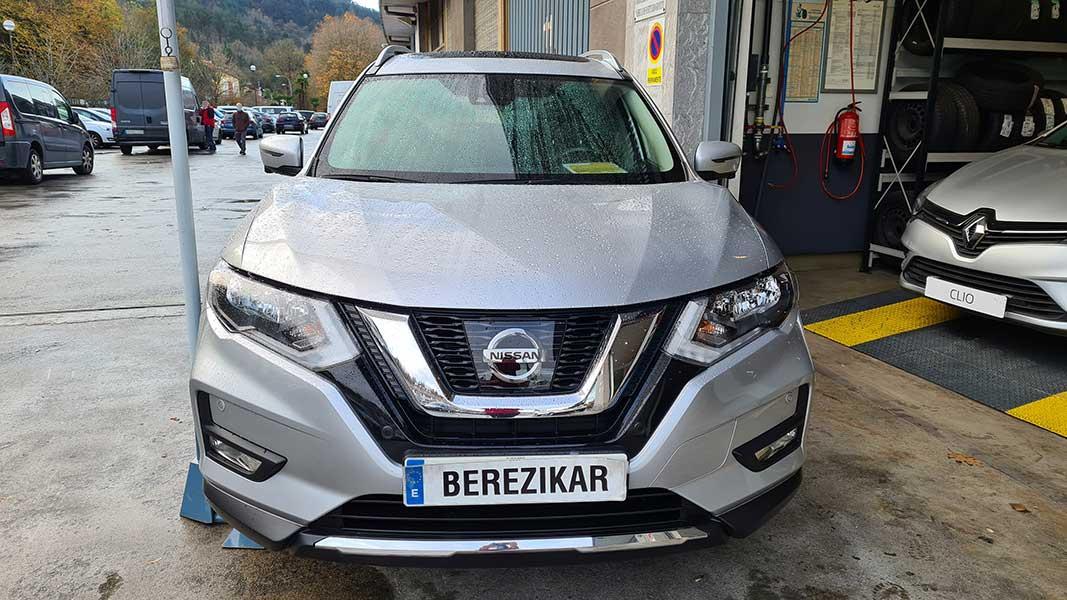 Nissan X-trail Berezikarren