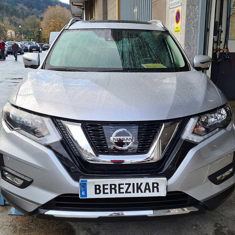 Nissan XTRAIL en Berezikar